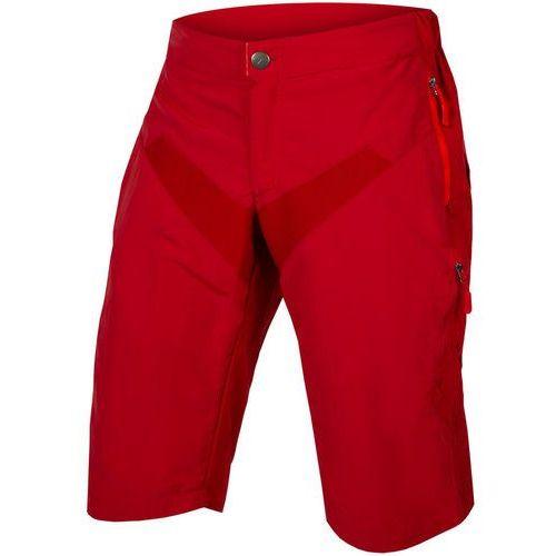 Endura SingleTrack Spodnie krótkie Mężczyźni, rustred S 2019 Spodenki rowerowe (5055939949444)