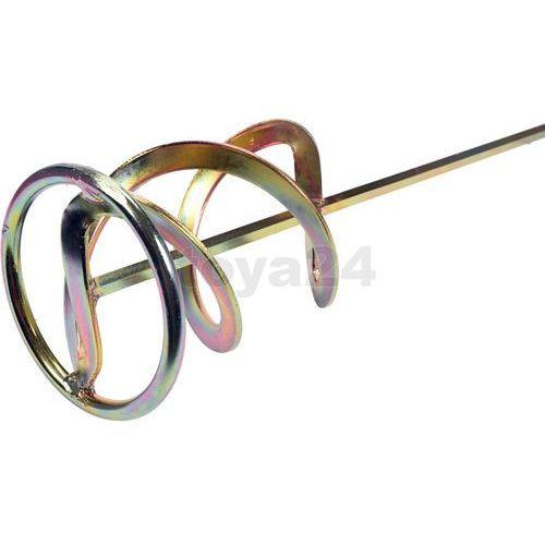 Yato Mieszadło spiralne podwójne 100 x 600 mm hex yt-5499 - zyskaj rabat 30 zł (5906083954993)