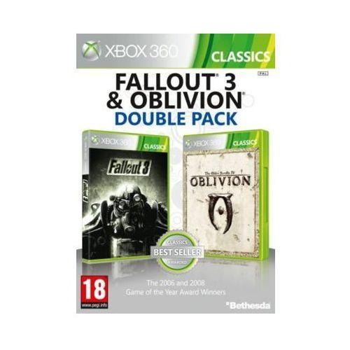 Fallout 3 + The Elder Scrolls 4 Oblivion (Xbox 360)
