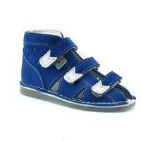 Danielki Dziecięce buty profilaktyczne s104/s114 blue