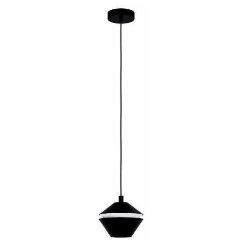 Eglo Perpigo 98681 lampa wisząca zwis 1x5W GU10-LED czarna/biała