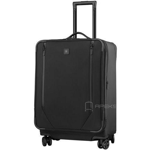 Victorinox lexicon 2.0 średnia poszerzana walizka 67 cm / czarna - black