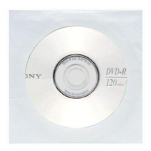 Płyta DVD-R SONY 4.7GB 16x Koperta (1 sztuka) (5907595407281)