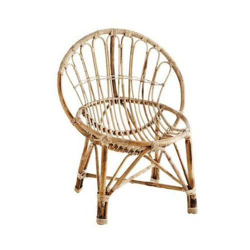 Madam Stoltz - Krzesło bambusowe