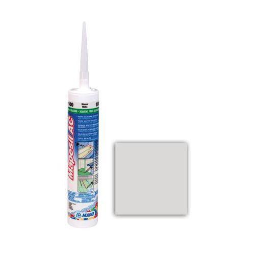 Mapei Silikon sanitarny mapesil ac 143 pył księżycowy
