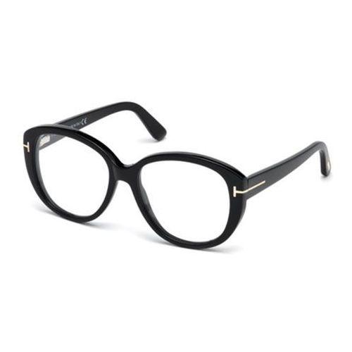 Tom ford Okulary korekcyjne  ft5462 001