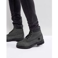 classic 6 inch premium helcor boots - grey, Timberland
