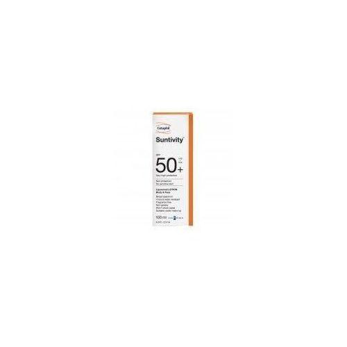 Galderma Cetaphil suntivity spf50+ liposomalny balsam do ciała 100ml