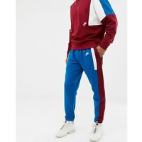 re-issue joggers in blue aq2100-301 - blue, Nike, XS-S