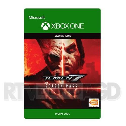 Microsoft Tekken 7 - season pass [kod aktywacyjny]