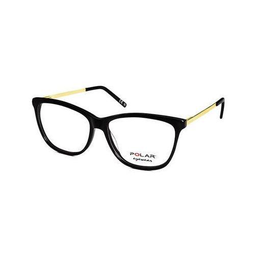 Okulary korekcyjne pl 992 77/gold marki Polar