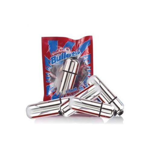 Mini wibrator - the screaming o bullet silver marki The screaming o