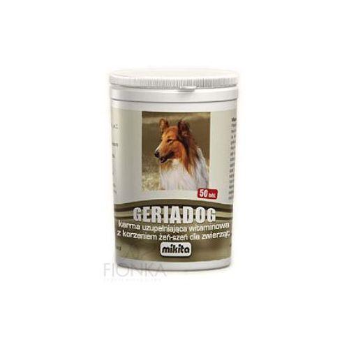 Mikita geriadog preparat dla zwierząt starszych i osłabionych