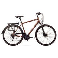 Rower trekingowy Romet Wagant 5 Brown 2016