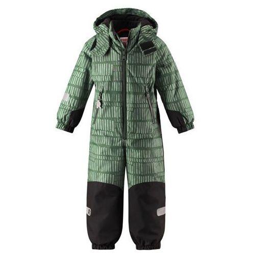 Kombinezon zimowy 1cz Reima Reimatec Kiddo Snowy Zielony - 8632