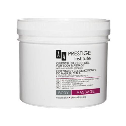 Aa prestige institue oriental silicone gel for body massage orientalny żel silikonowy do masażu ciała marki Aa prestige institute