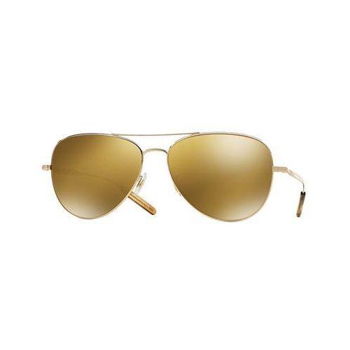 Okulary Słoneczne Paul Smith PM4078S DAVISON 5035W4, kolor żółty