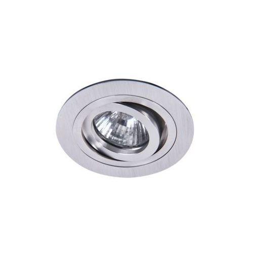 Rabalux Oczko lampa sufitowa oprawa wpuszczana spot fashion 1x50w gu 5.3 aluminium 1116 (5998250311166)