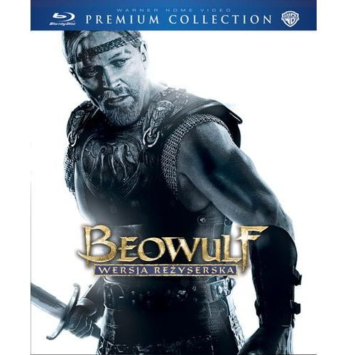 Beowulf (blu-ray), premium collection - darmowa dostawa kiosk ruchu marki Robert zemeckis