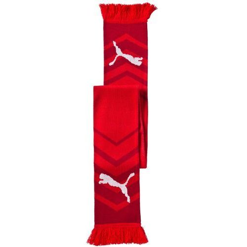 Puma szalik czech republic fanscarf red-chili pepper (4056205457787)