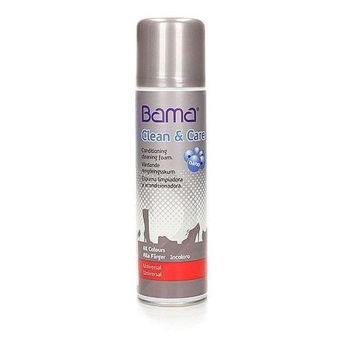 Nano pianka do czyszczenia butów Clean & Care Bama 250 ml bezbarwny ()