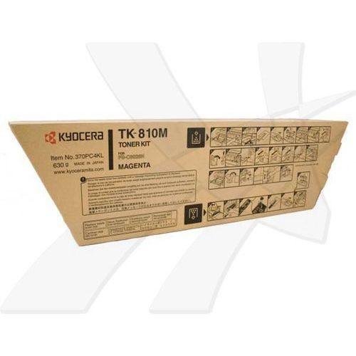 Kyocera mita Kyocera oryginalny toner tk810m, magenta, 20000s, kyocera fs-c8026n (0632983002988)