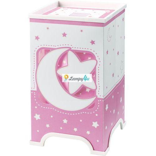 DALBER - Pink Moon Lampka Nocna LED Nr. 63230 S (8420406800752)