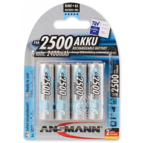 Ansmann Bateria maxe plus 4x mignon aa (4 sztuki)