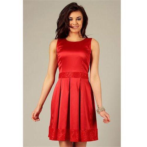 Sukienka Model Elodie Red