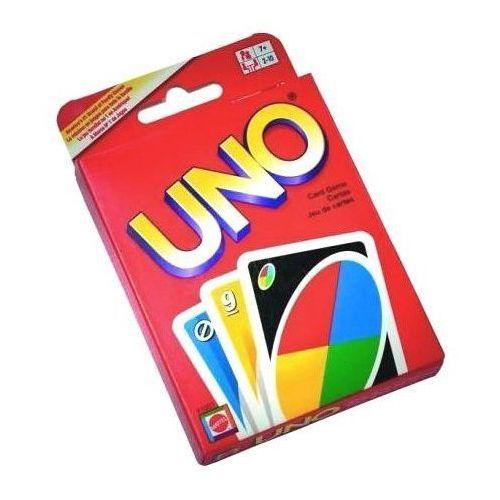 gra karty uno marki Mattel