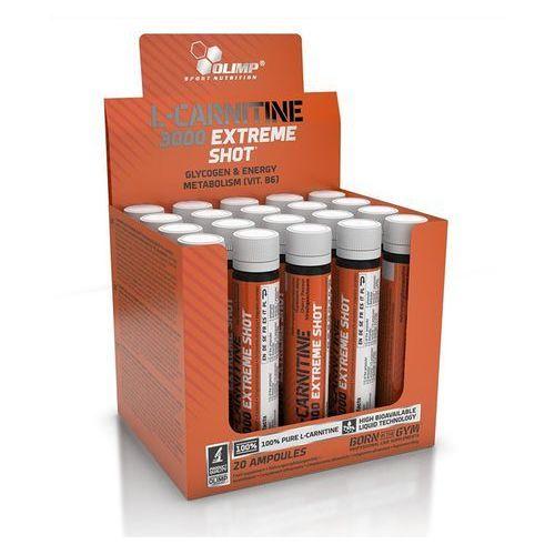 OLIMP L-Carnitine 3000 Extreme Shot™ - 25ml (5901330024504)