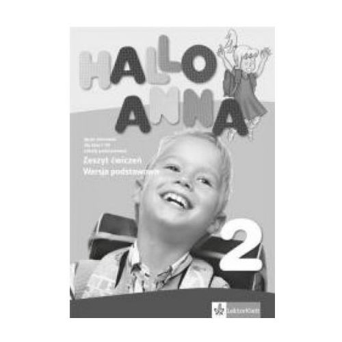 Hallo Anna 2 AB Wersja Podstawowa LEKTORKLETT, oprawa broszurowa