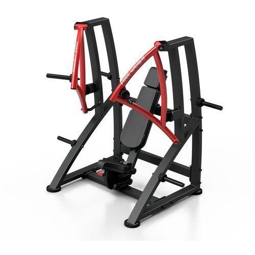 Maszyna do ćwiczenia mięśni klatki piersiowej w skosie ujemnym mf-u016 - marki Marbo sport