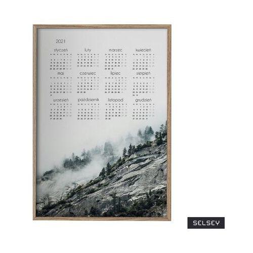 Selsey kalendarz triodia 50x70 cm z wyborem ramy