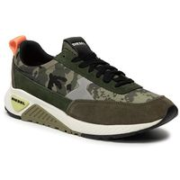 Diesel Sneakersy - s-kb low lace ii y01998 p2569 h3806 camouflage/military