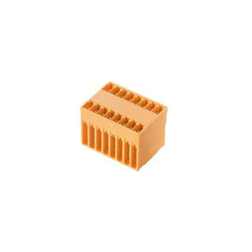 Obudowa męska na PCB Weidmüller 1029980000, Ilośc pinów 14, Raster: 3.81 mm, 50 szt., SCD 3.81/14/180G 3.2SN OR BX