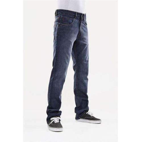 Spodnie - lowfly mid blue mid blue (mid blue) rozmiar: 30/32 marki Reell