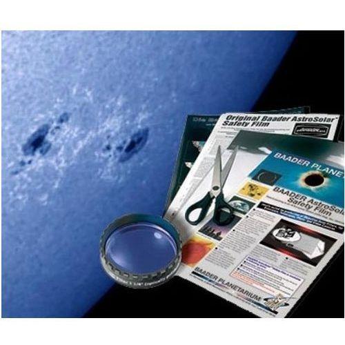 Baader planetarium Filtr baader k-line 1,25'' + 3,8 astrosolar 200x290mm (2458355)