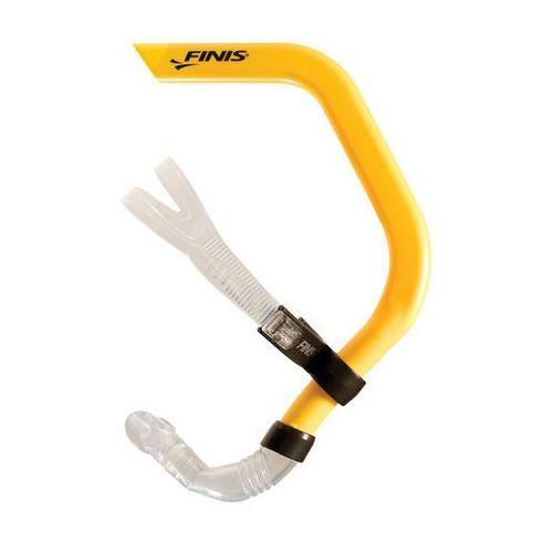 Finis Freestyle Snorkel - rurka czołowa (żółty)