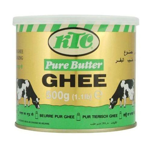 Masło klarowane Ghee 500ml - KTC (5013635101047)