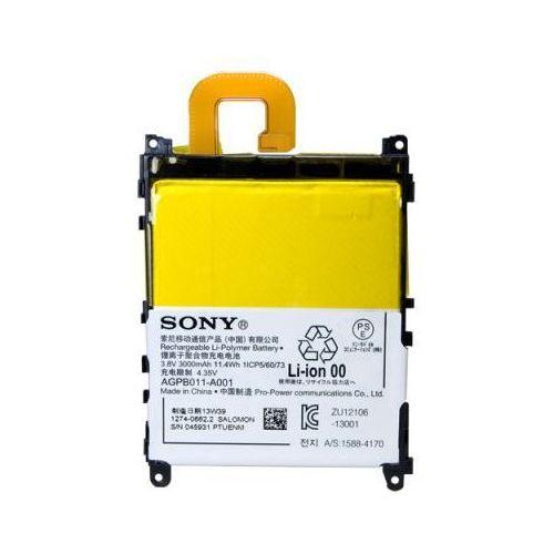 Sony Bateria xperia z1 c6902 3000mah lis1525erpc li-ion oryginalna