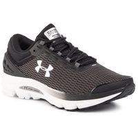 Buty UNDER ARMOUR - Charged Intake 3 3021229-004 Blk, w 2 rozmiarach