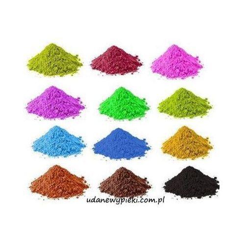 Food colours Barwnik spożywczy w proszku - kolory - 8g