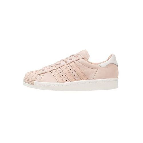 adidas Originals SUPERSTAR 80S Tenisówki i Trampki dust peach/white vapor (4058027382544)