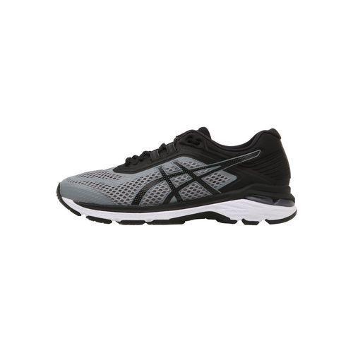 ASICS GT2000 6 Obuwie do biegania treningowe stone grey/black/white, kolor szary