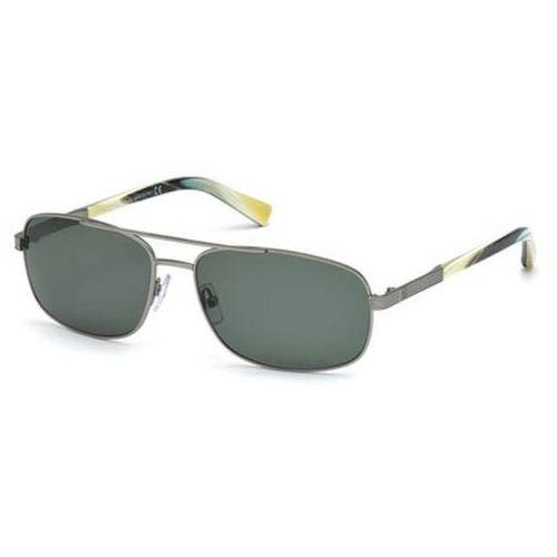 Okulary słoneczne ez0012 polarized 12r marki Ermenegildo zegna