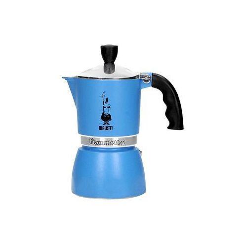 Bialetti kawiarka Fiammetta 3 tz niebieska (8006363006507)