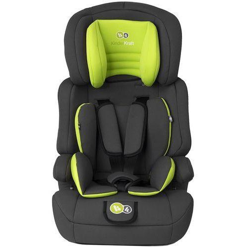 Kinderkraft Fotelik samochodowy  comfort up zielony + darmowy transport!