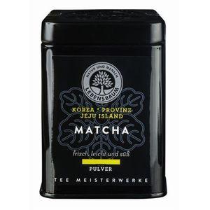 Lebensbaum (przyprawy, herbaty, kawy) Herbata matcha w proszku bio 30 g - lebensbaum (4012346535807)