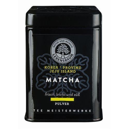 Lebensbaum (przyprawy, herbaty, kawy) Herbata matcha w proszku bio 30 g - lebensbaum